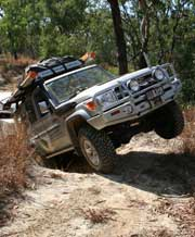 Captain Billy's 4WD Hire - Cairns, Australia
